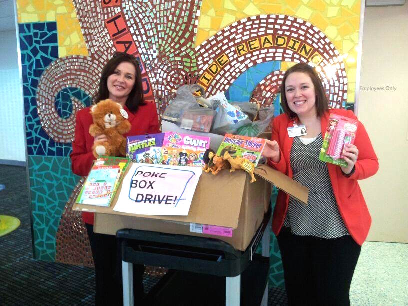 Grand Rapids Donates to Helen DeVos Children's Hospital