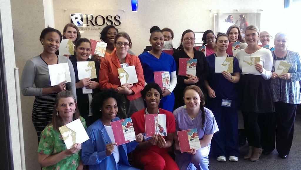 Ross Medical Education Center Huntsville Cards for Troops
