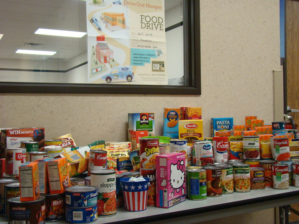 Ross Medical Education Center Brighton Gleaners Food Bank