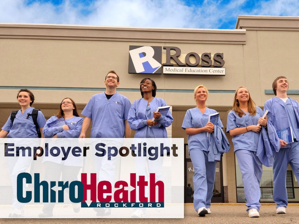 Employer Spotlight ChiroHealth Rockford