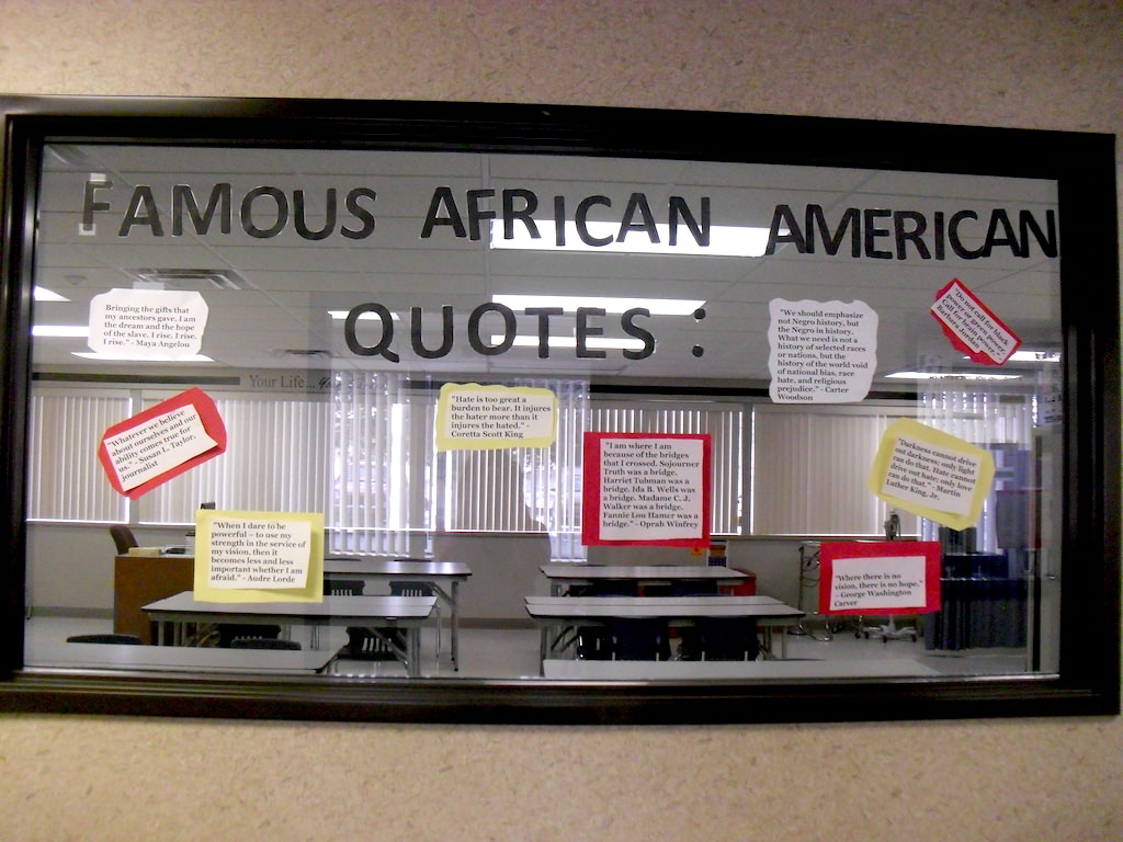 Ross Medical Education Center Black History Month Canton