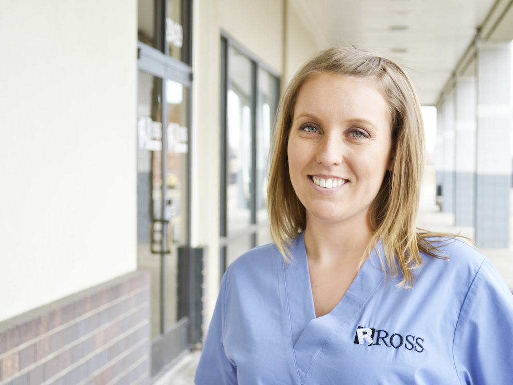Ross Medical Education Center Graduate Spotlight Canton Ashley Hughes