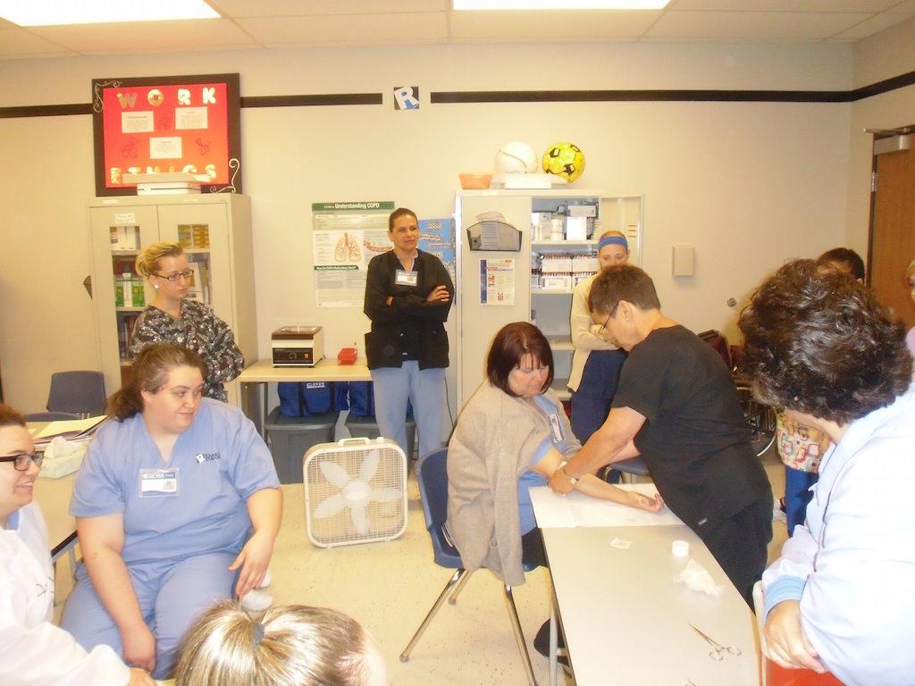 Ross Medical Education Center Port Huron Margie Love