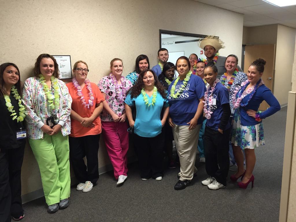 Ross Medical Education Center Student Appreciation Month