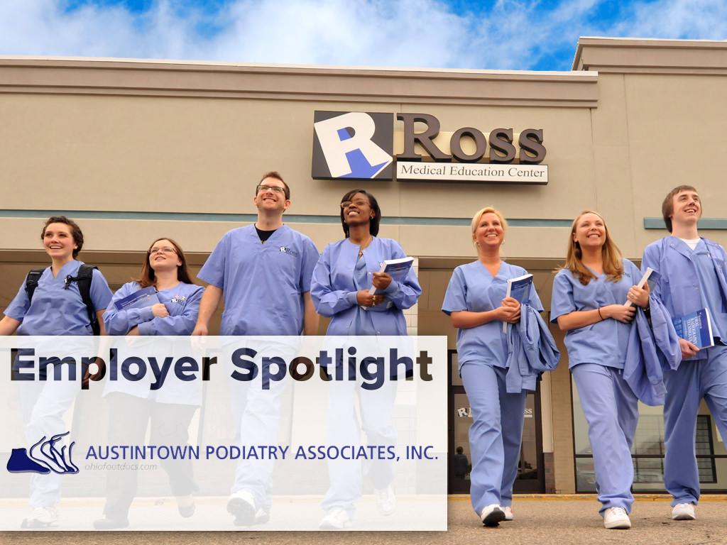 Employer Spotlight Austintown podiatry associates
