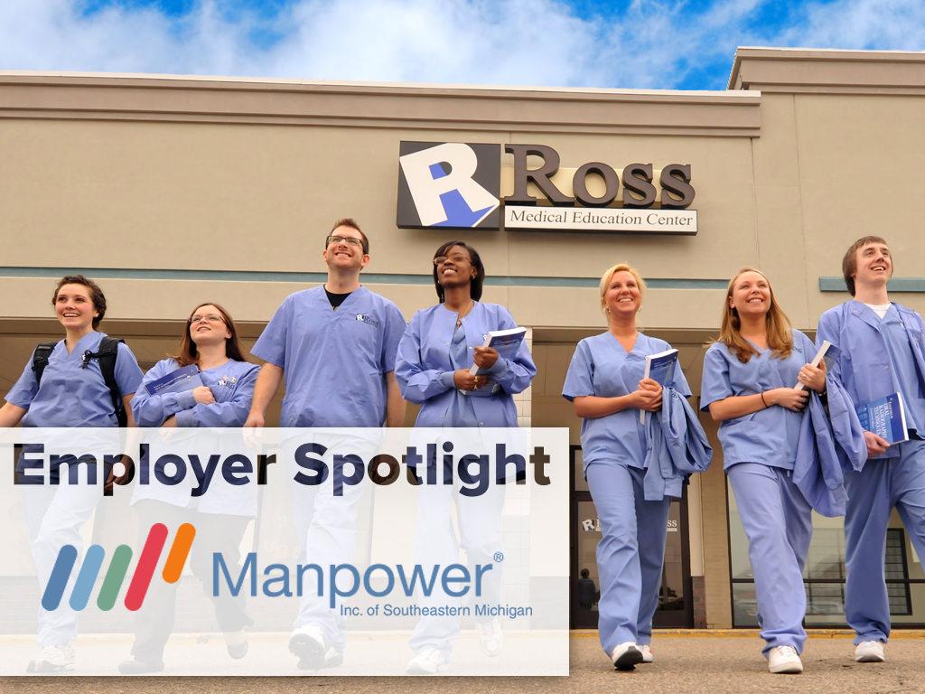 Ross Medical Education Center Manpower Inc Employer Spotlight