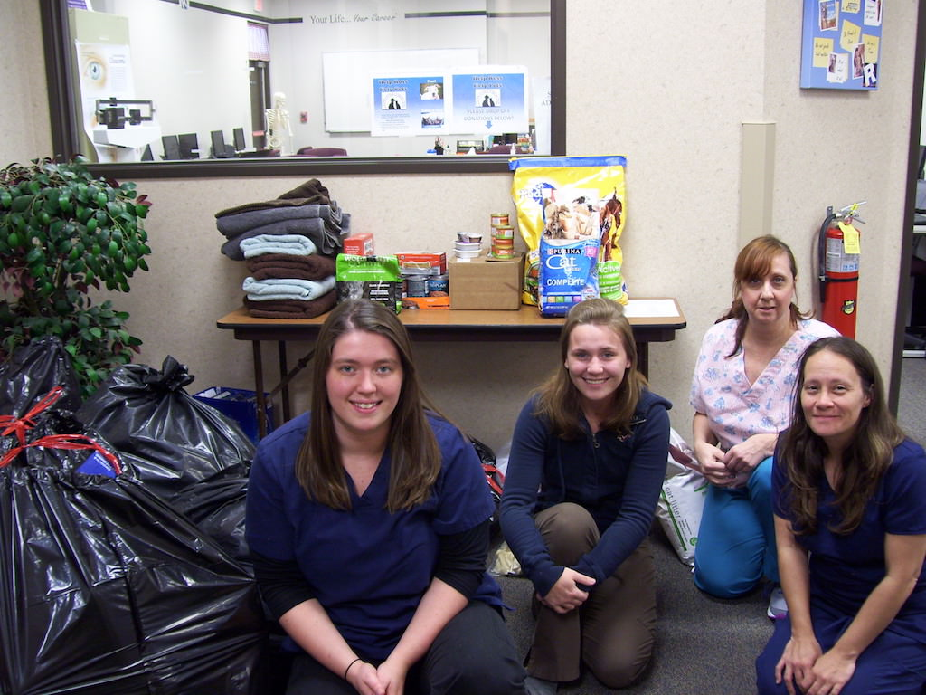 Ross Medical Education Center Campus Brighton Pet Drive Livingston County Humane Society