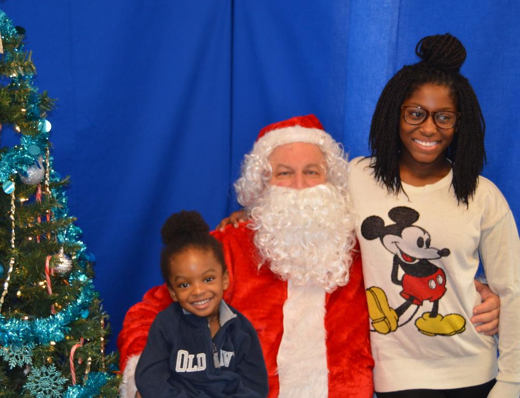 Ross Medical Education Center Erlanger Santa Visit