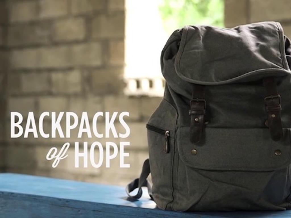 Ross Medical Education Center Kokomo Backpacks of Hope