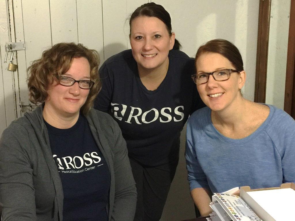 Ross Medical Education Center Port Huron Helps Hunter Hospitality House