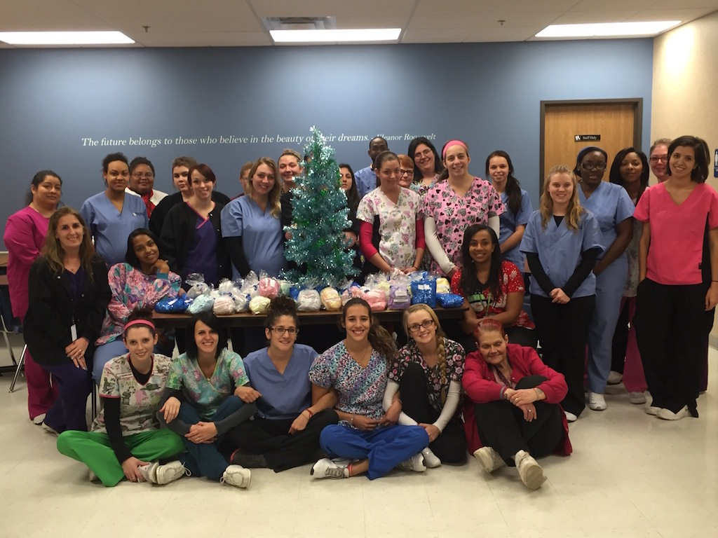 Ross Medical Education Center Niles Ohio Beatitude House Night Students