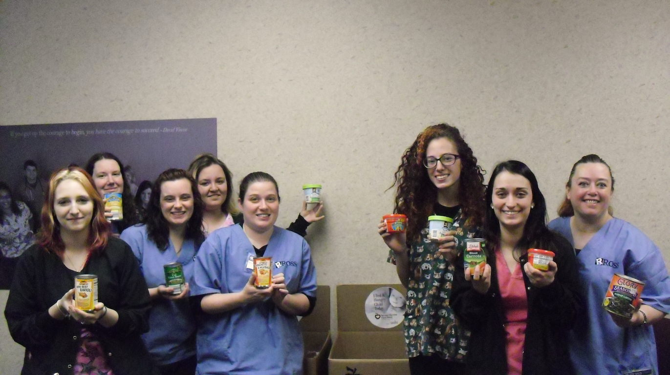 Ross Medical in Niles Supports Second Harvest Food Bank