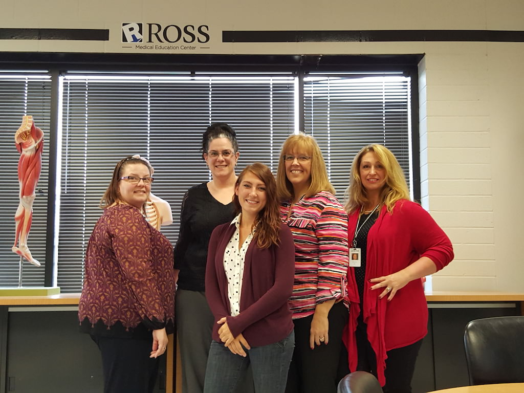 Ross Medical Education Center New Campus Staff Kalamazoo Michigan