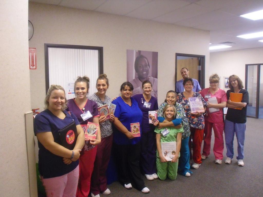 Ross Medical Education Center Port Huron Better World Books Drive