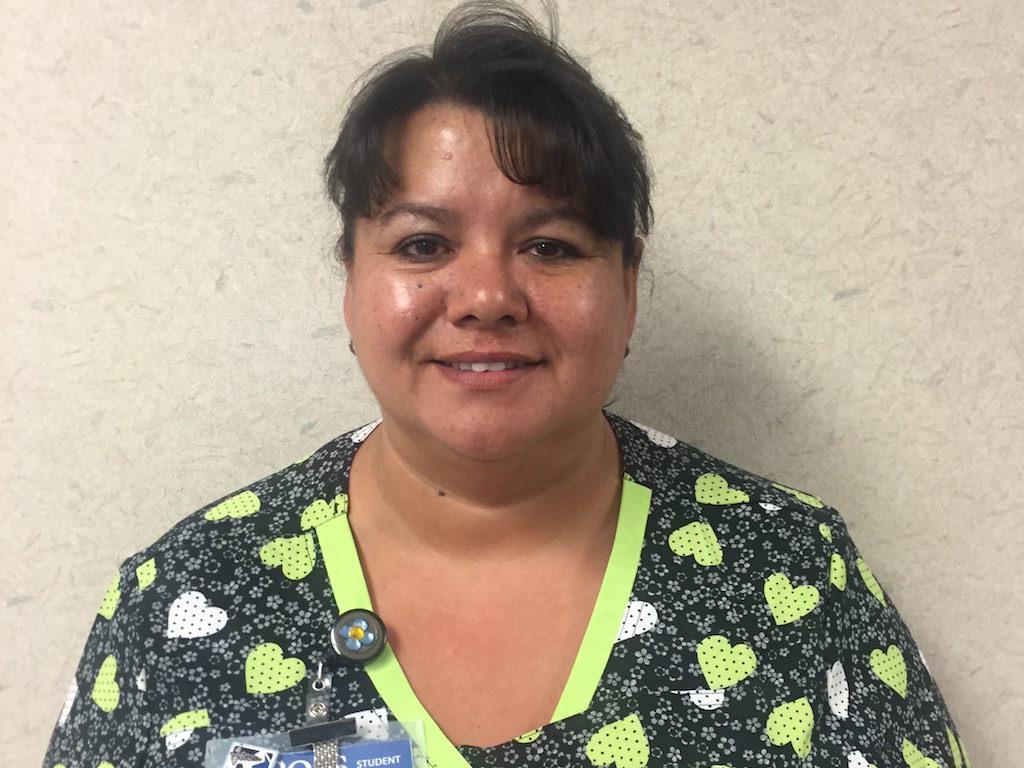 Ross Medical Education Center Port Huron Medical Assistant Student Spotlight Meta Wegener