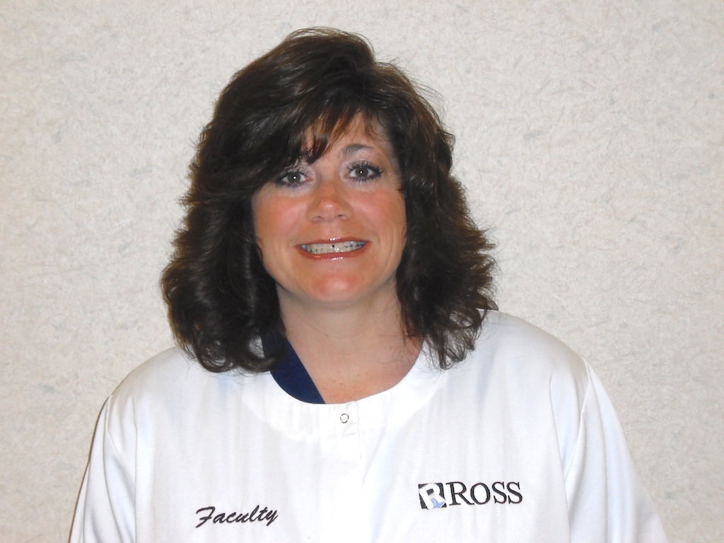 Angie Wilczynski of Ross Medical Education Center Port Huron Medical Assistant Program and Lake Huron Medical Group
