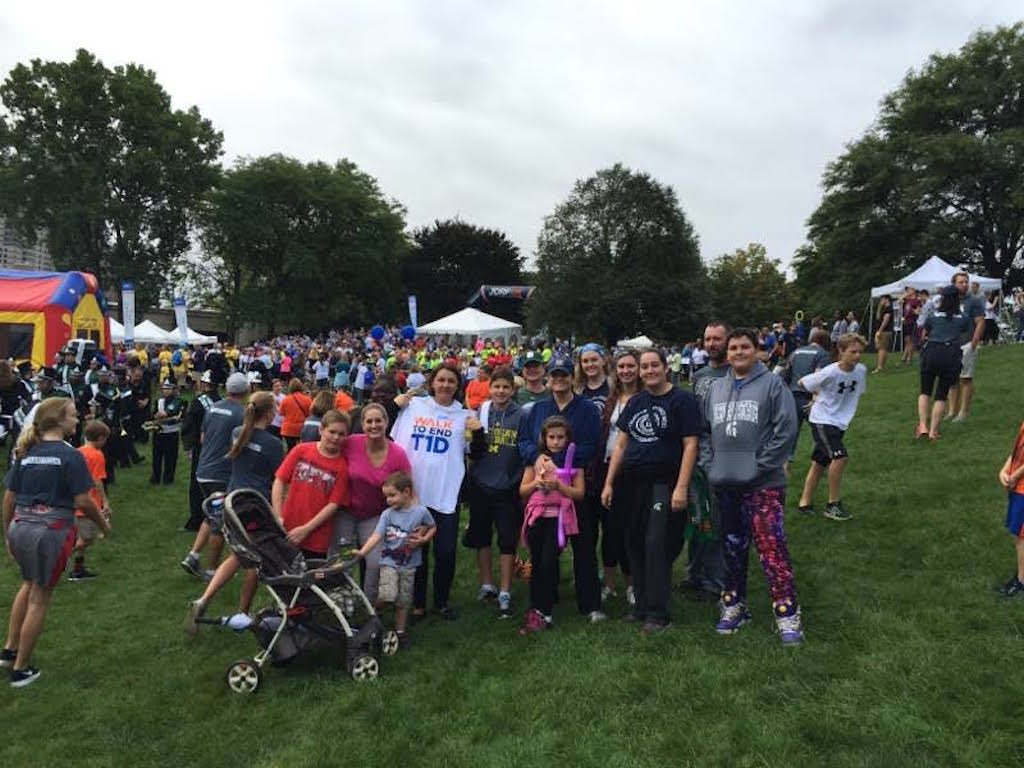 Ross Medical Kentwood & Grand Rapids North Walk for Juvenile Diabetes Research
