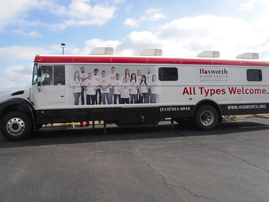 Ross Medical Education Center Cincinnati Hoxworth Blood Drive