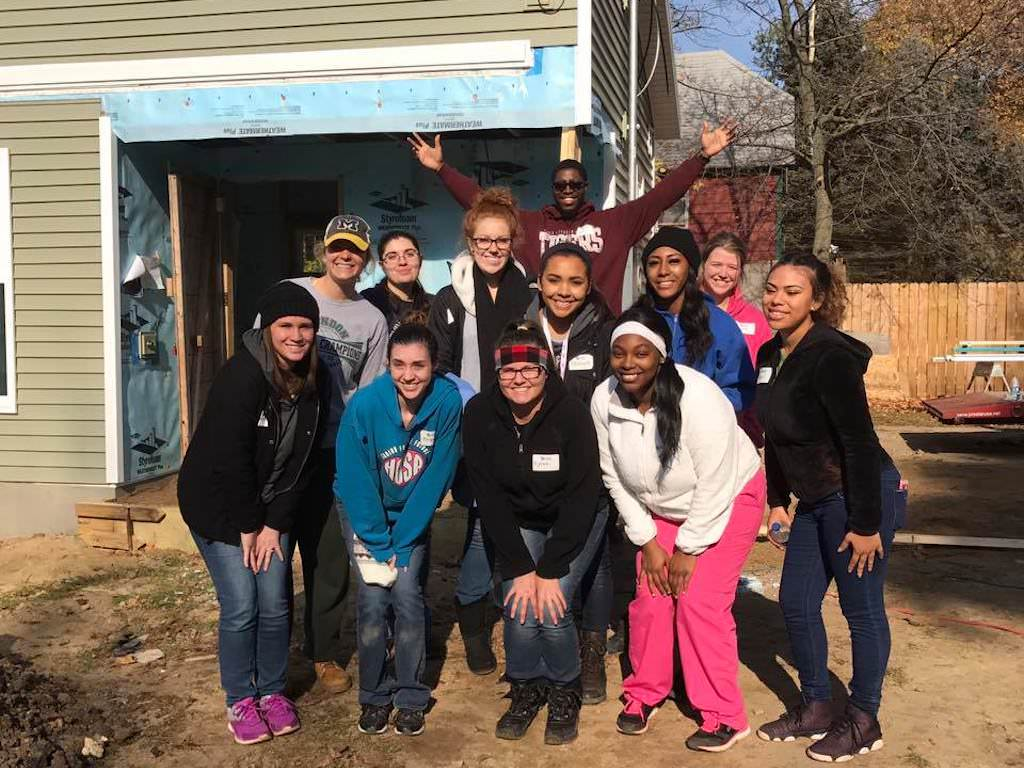 Ross Medical Education Center Kalamazoo Habitat for Humanity