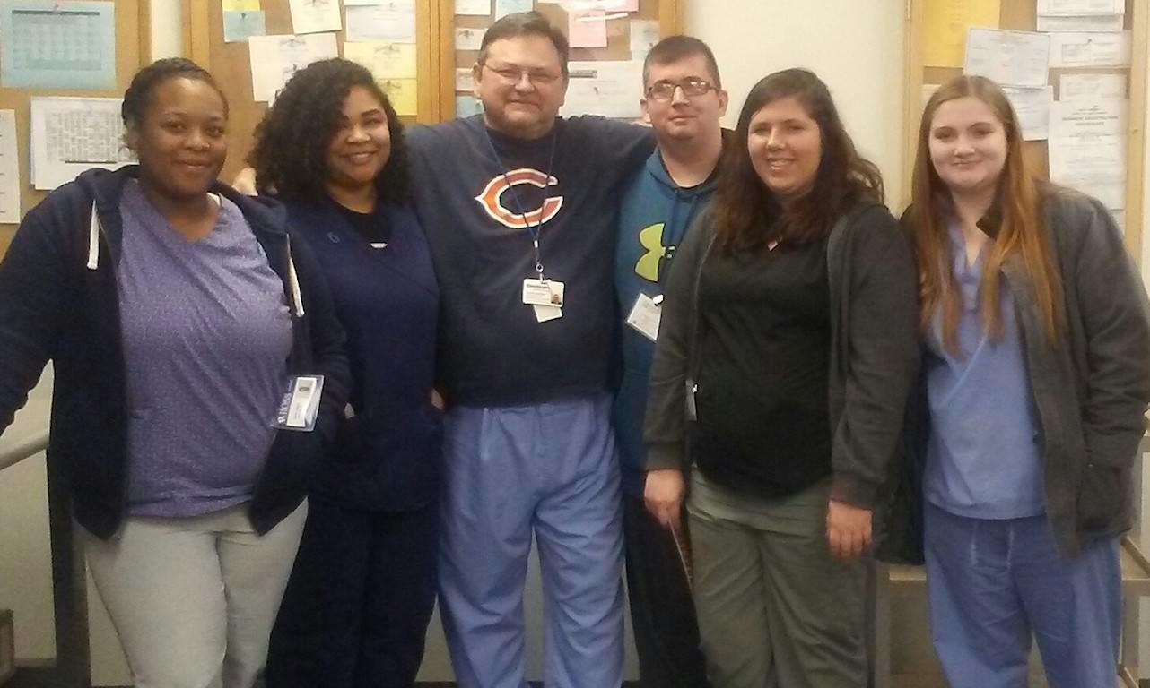Ross Medical in Charleston Visits Omnicare Pharmacy