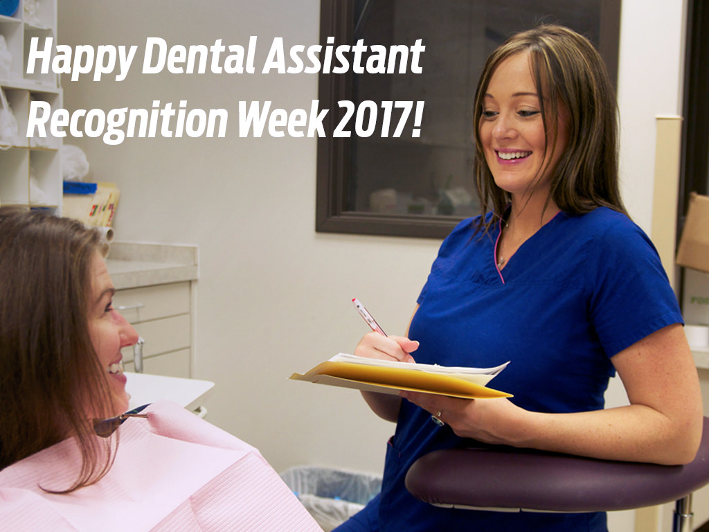 Dental Assistant Recognition Week 2017 Ross Medical Education Center