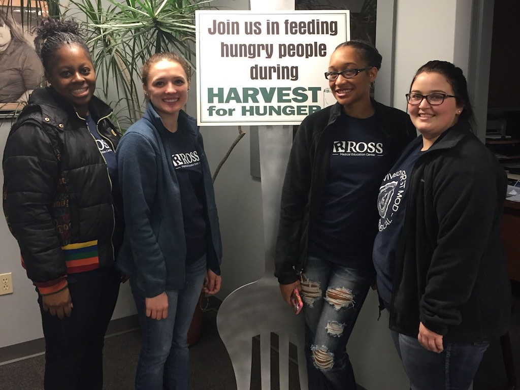 Ross Medical Education Center Niles Second Harvest Food Bank
