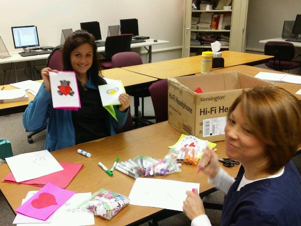 Ross Medical Education Center Saginaw Valentines Day Covenant Hospital