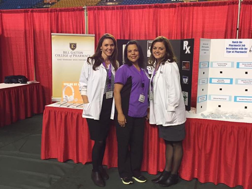 Ross Medical Education Center Johnson City CareerQuest Tennessee Career Fair