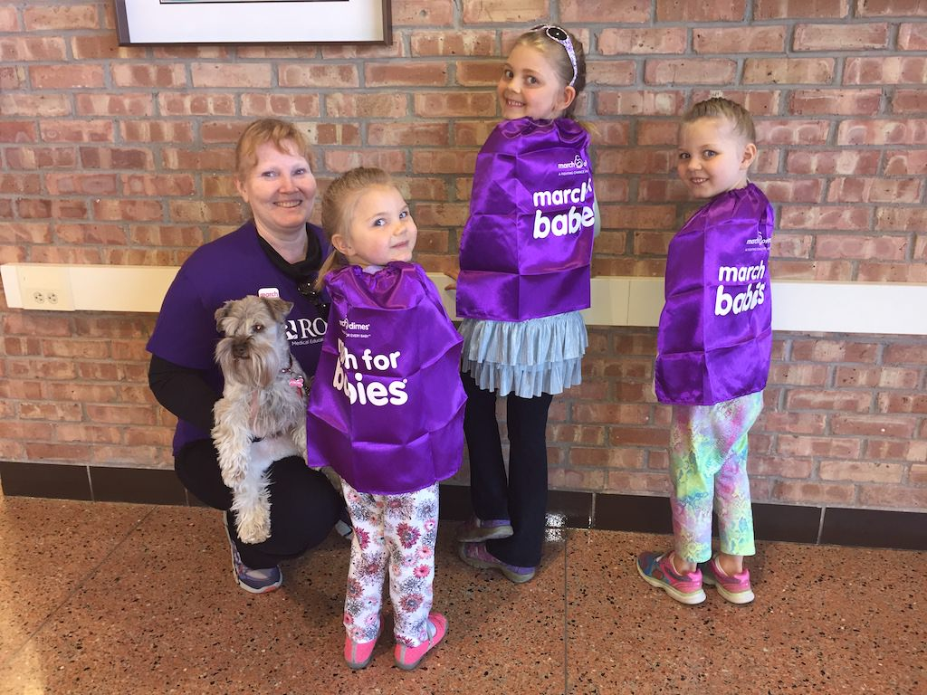 Ross Medical Education Center Port Huron March for Babies