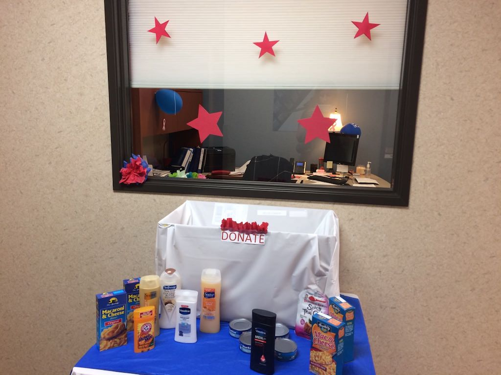 Ross Medical in Dayton Joins Blue Star Mothers of America to Support Troops