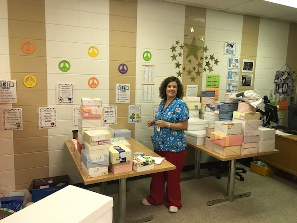Ross Medical Education Center Lafayette YWCA Womens Cancer Program