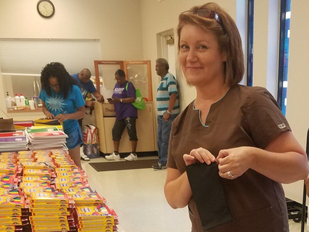 Ross Medical Education Center Owensboro Back to School Bash