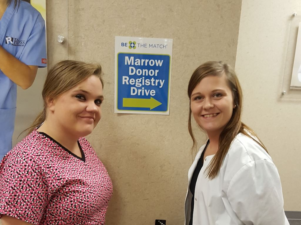 Ross Medical Education Center Bowling Green Be the Match Registry