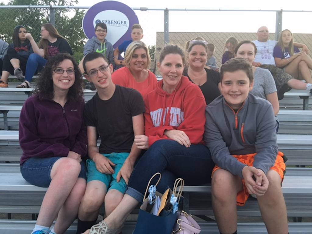 Ross Medical Education Center Elyria Relay for Life 2017