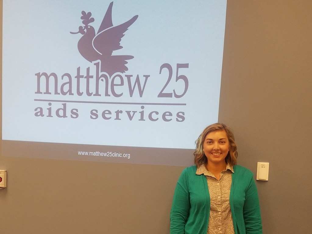Ross Medical Education Center Owensboro Matthew 25 AIDS Services