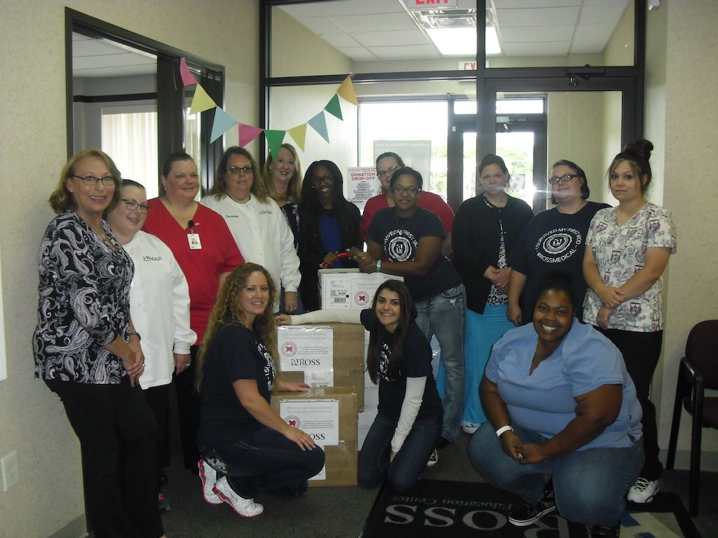 Ross Medical Education Center Supports KIPP Houston After Hurricane Harvey