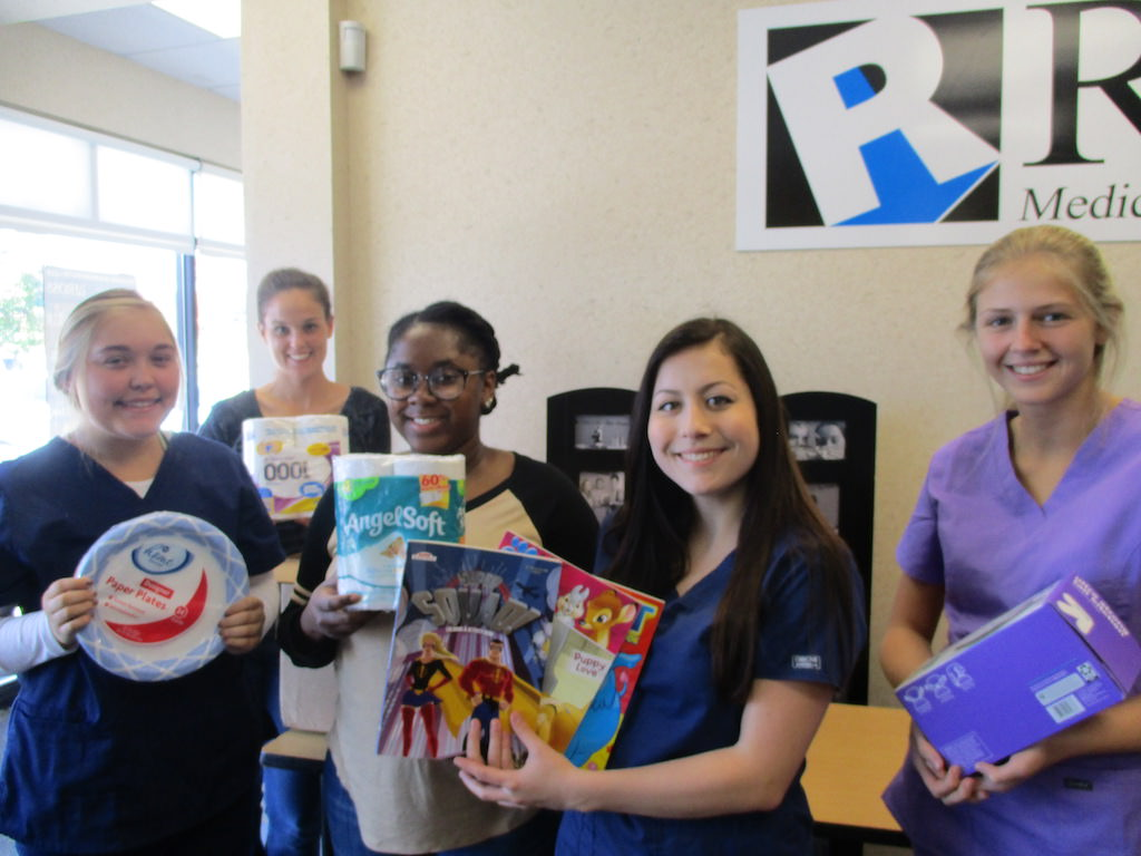 Ross Medical Education Center Brighton Supports VINA Community Dental Center