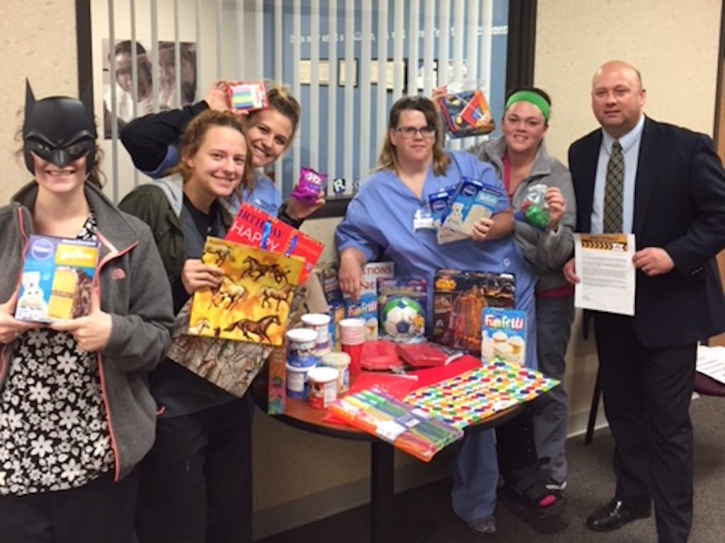 Ross Medical Education Center Davison Wishes for Whaley