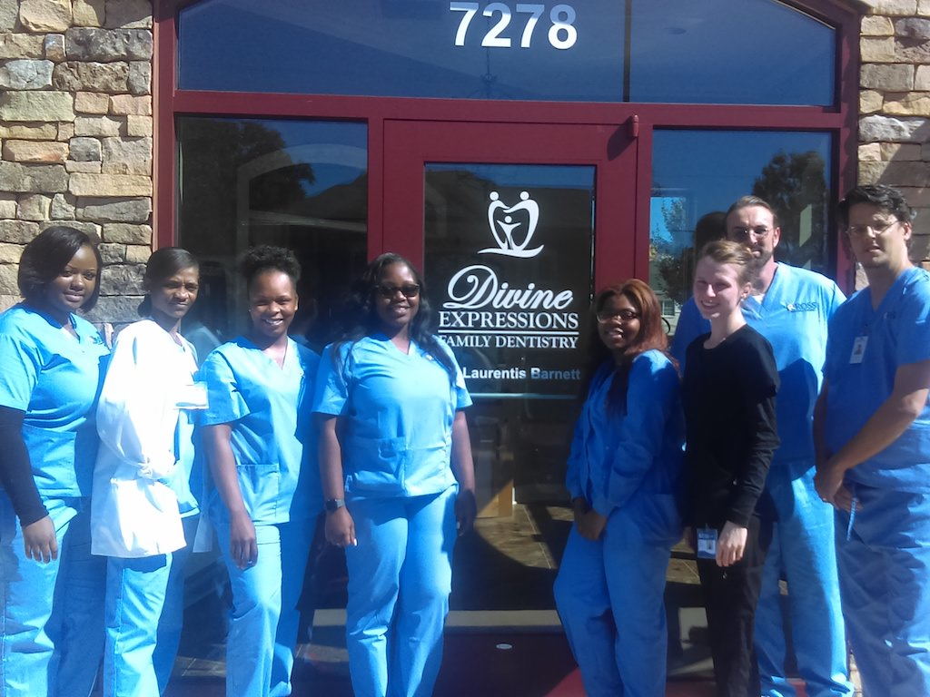Ross Medical Education Center Huntsville Divine Expressions Dentistry Freedom Day USA