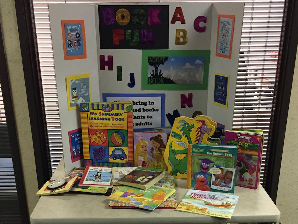 Ross Medical Education Center Cincinnati Adopt a Book Book Drive