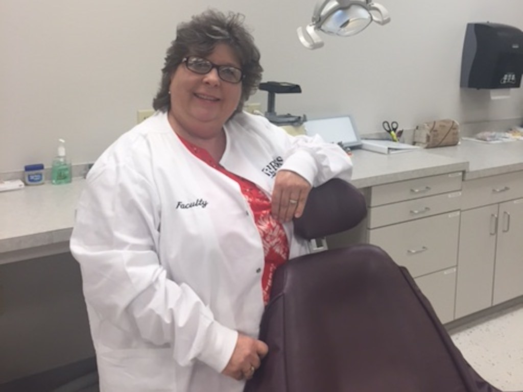 Ross Medical Education Center Knoxville Dental Assistant Instructor Sylvia Nichols