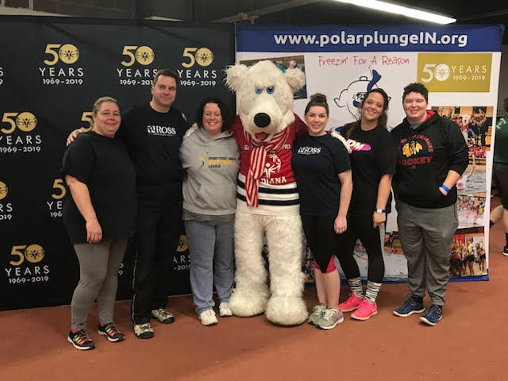 Ross Medical Education Center Lafayette Polar Plunge