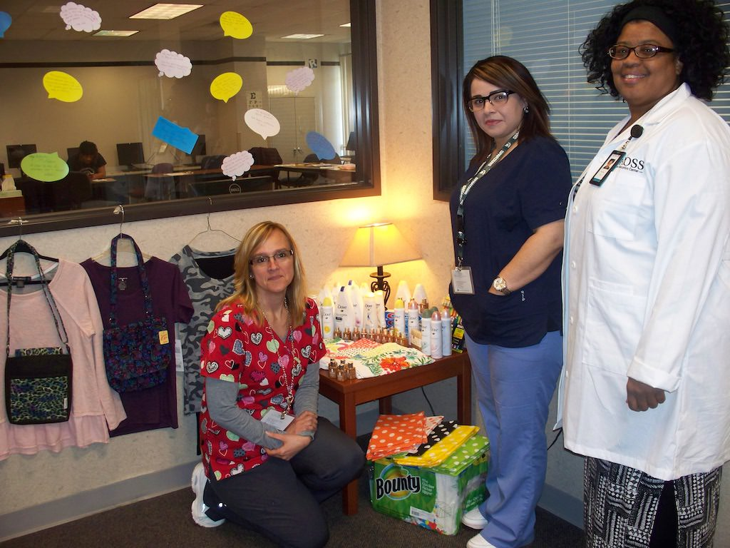 Ross Medical Education Center Lansing Helps Greater Lansing Food Bank