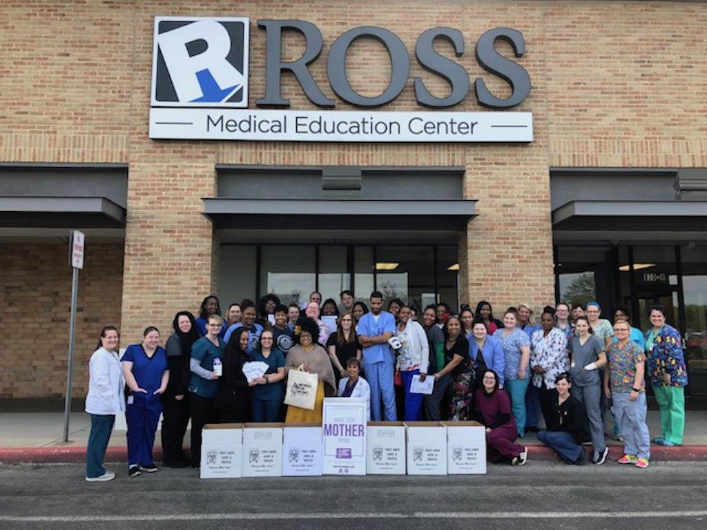 Ross Medical Education Center Huntsville Movers for Moms Owens House