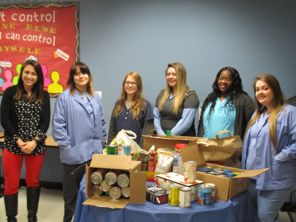 Ross Medical Education Center Kalamazoo Loaves and Fishes Drive