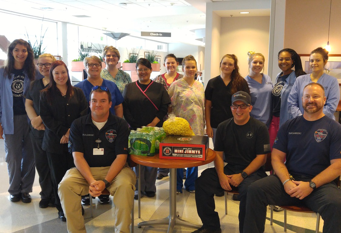 Ross Medical Campuses in Indiana & Michigan Support Local EMS