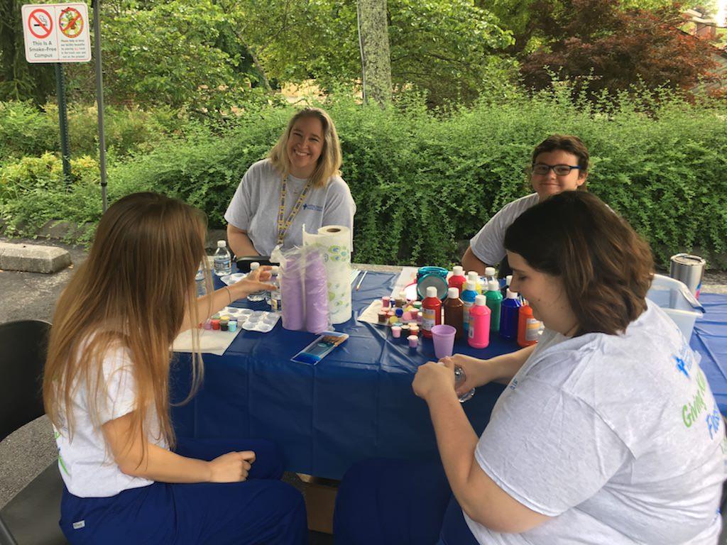 Ross Medical Education Center Johnson City Helping Hands Dental Day 2018