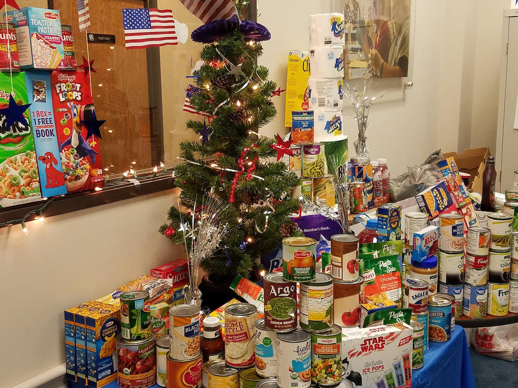 Ross Medical Education Center Kentwood Little Free Pantry