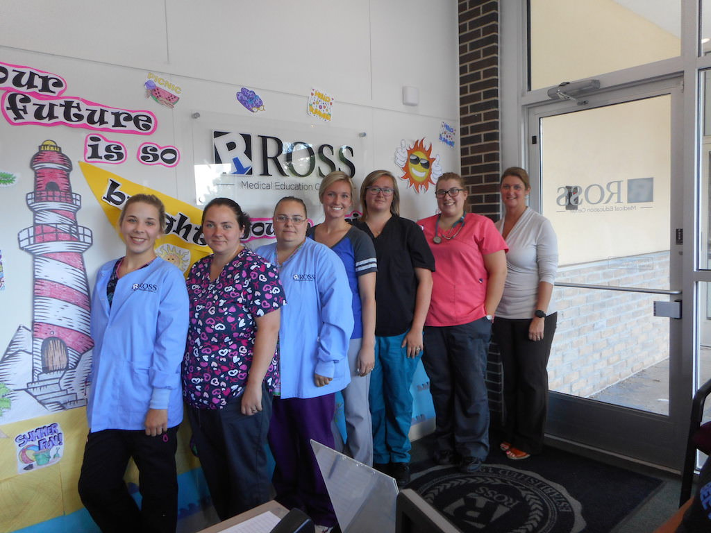 Ross Medical in Midland Joins Be the Match to Save Lives