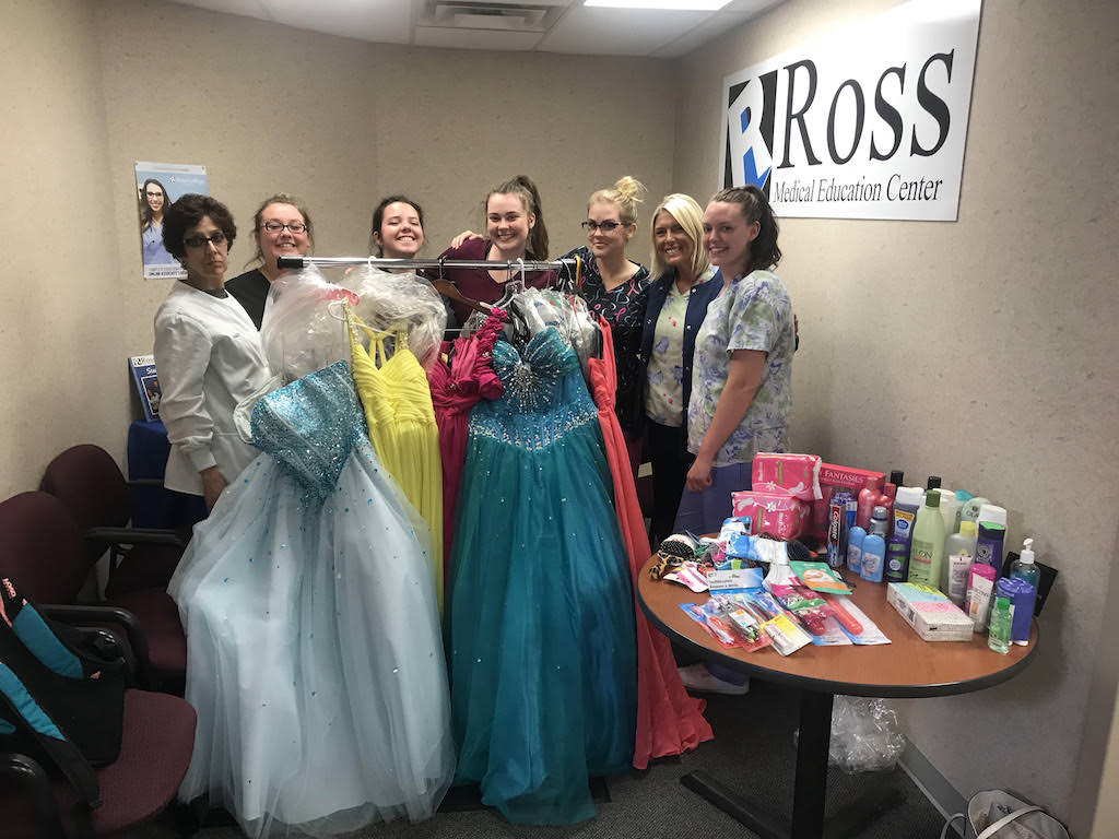 Ross Medical in New Baltimore Supports House of Providence
